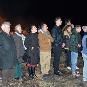 l Ayuntamiento arropa a los vecinos de Azucaica en sus fiestas tradicionales de la Virgen de la Candelaria