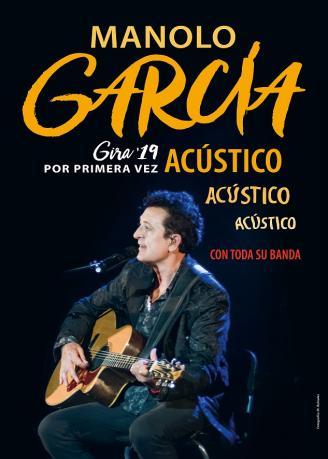 http://www.toledo.es/wp-content/uploads/2019/02/manolo-garcia-acustico.jpg. Este lunes día 11 salen a la venta las entradas para el concierto de Manolo García del próximo 21 de junio en el Palacio de Congresos