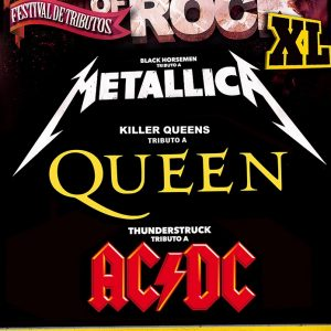 MASTERS OF ROCK.