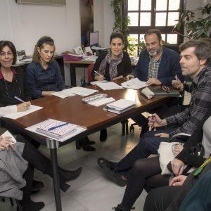 La Mesa Municipal de Apoyo a las personas Refugiadas avanza en nuevas medidas que contribuyan a la inserción y acogida local