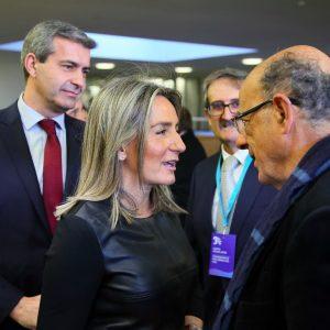ilagros Tolón trasladará al Gobierno de España las conclusiones y reivindicaciones de los expertos del III Foro Ibérico del Tajo