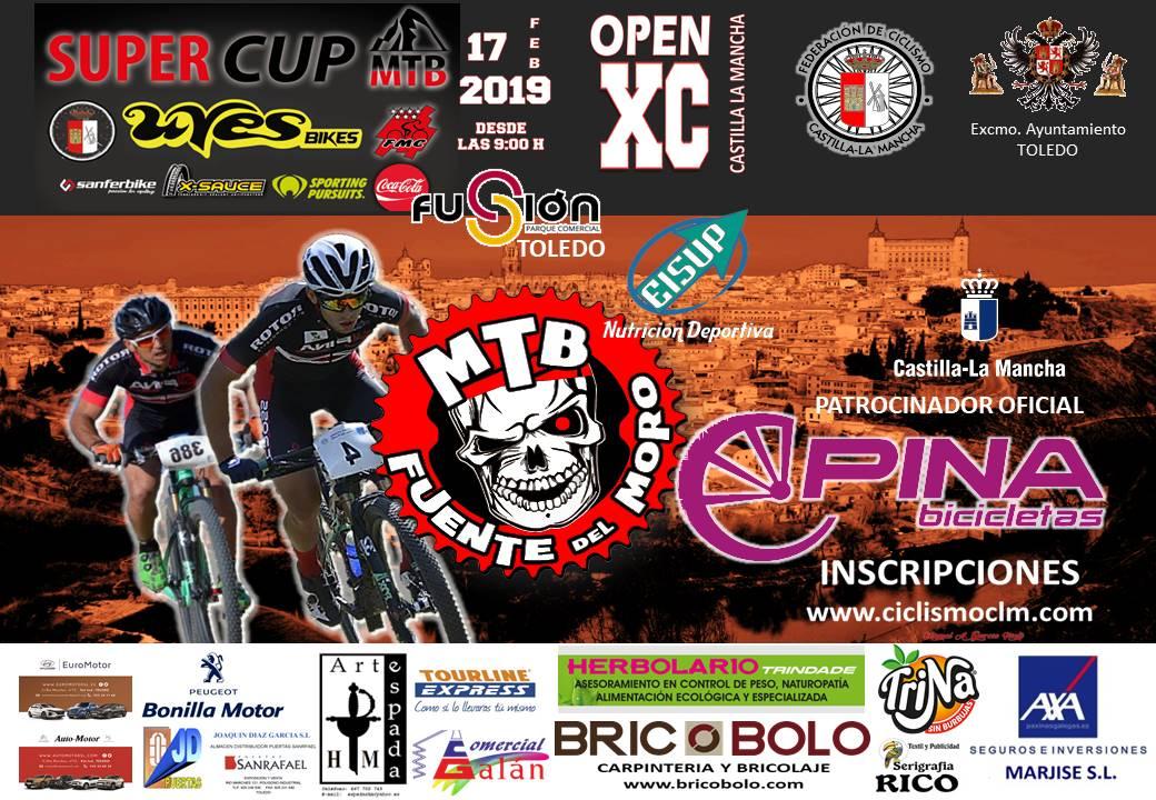 http://www.toledo.es/wp-content/uploads/2019/02/mtb-2019.jpg. IX Open de Castilla-La Mancha de BTT XC
