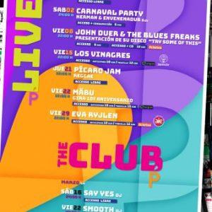 SAY YES DJ PÍCARO CLUB. 20 AÑOS