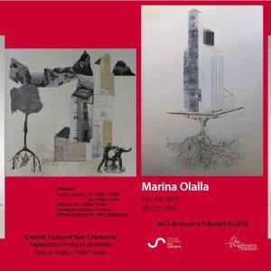 """Exposición Marina Olalla """"Por los silos de los silos"""""""