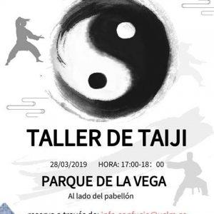 Taller de Taichí