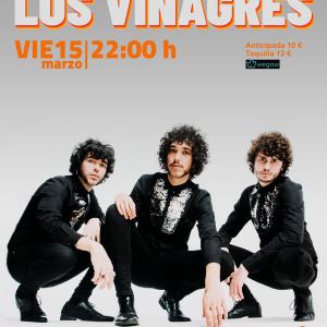 LOS VINAGRES – Jager Music