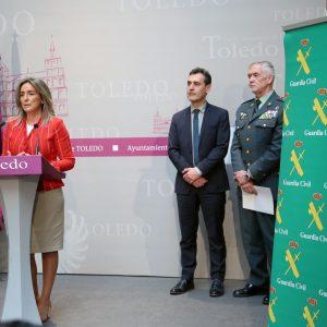 """ilagros Tolón: """"La Guardia Civil es uno de los grandes orgullos que tenemos en España, una de las instituciones más valoradas"""""""