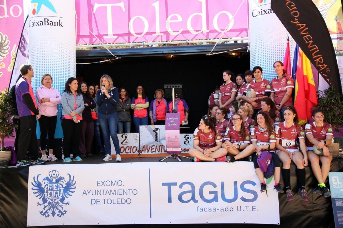 http://www.toledo.es/wp-content/uploads/2019/03/13_carrera_igualdad-1200x800.jpg. La alcaldesa invita a la sociedad toledana a seguir reivindicando la igualdad entre mujeres y hombres los 365 días del año