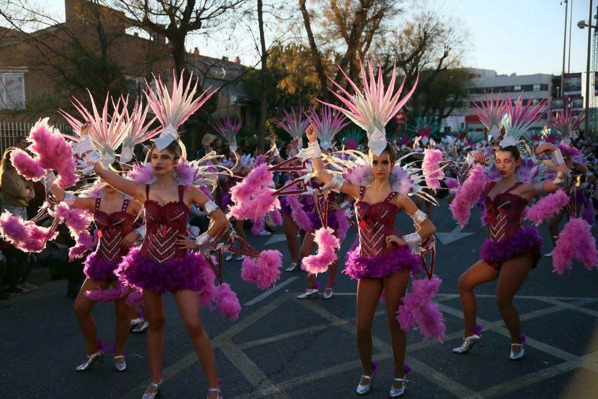 http://www.toledo.es/wp-content/uploads/2019/03/14_carnaval-1200x800.jpg. 'My Dream, el gran musical' logra el primer premio del Desfile de Carnaval 2019 en el que participaron más de 1.500 personas