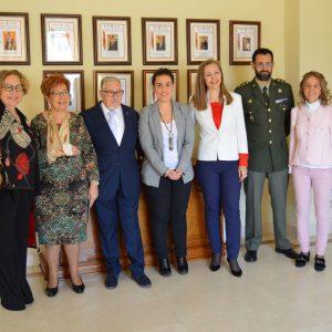 l Ayuntamiento muestra su gratitud a la Federación Regional de Donantes de Sangre de Castilla-La Mancha