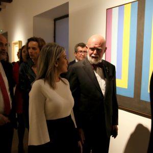 """ilagros Tolón: """"La colección de Roberto Polo marcará un antes y un después en la historia cultural del siglo XXI de Toledo"""""""