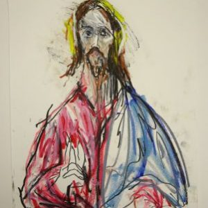 Exposición: Guillaume Bruère. Dibuja el Apostolado del Greco