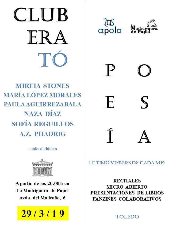 https://www.toledo.es/wp-content/uploads/2019/03/cartel-marzo-club-erato.jpg. CLUB ERATÓ