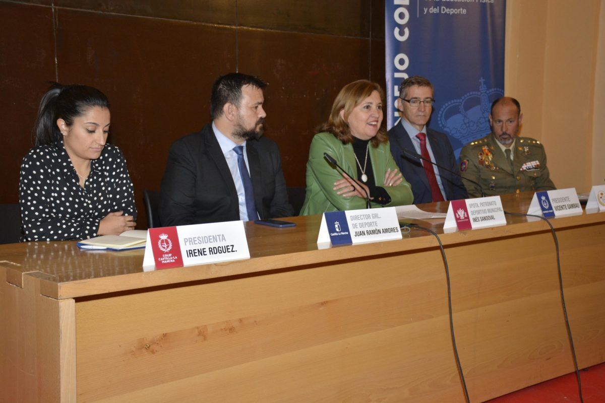 https://www.toledo.es/wp-content/uploads/2019/03/colef-1200x800.jpg. Toledo reúne a los máximos representantes de la profesión de la Educación Física y Deportiva en el 89º Pleno del Consejo COLEF