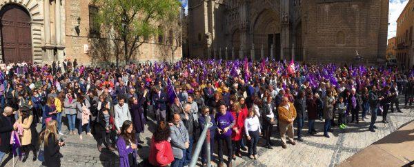 Concentración plaza Ayto_8M