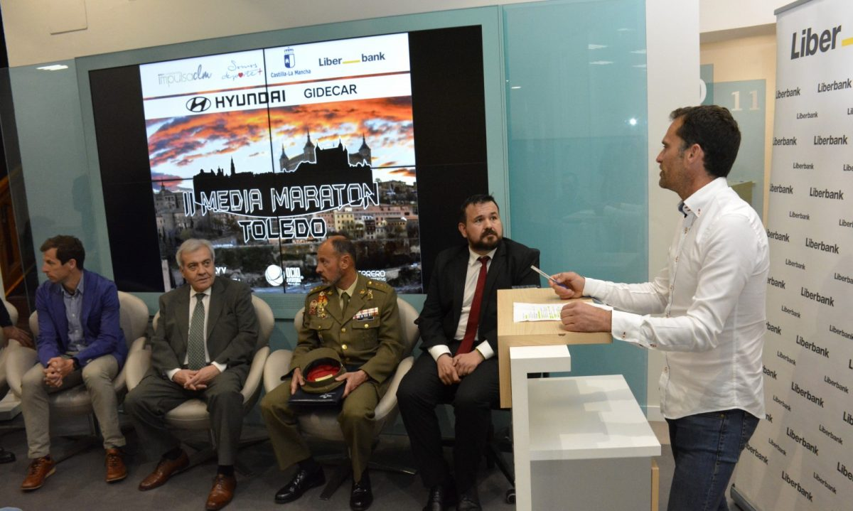 https://www.toledo.es/wp-content/uploads/2019/03/dsc1257-1200x719.jpg. La Media Maratón 'Toledo', con apoyo municipal, homenajea en su segunda edición a la Escuela Central de Educación Física