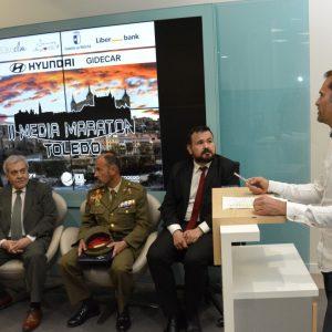 a Media Maratón 'Toledo', con apoyo municipal, homenajea en su segunda edición a la Escuela Central de Educación Física