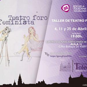 TALLER DE TEATRO FEMINISTA