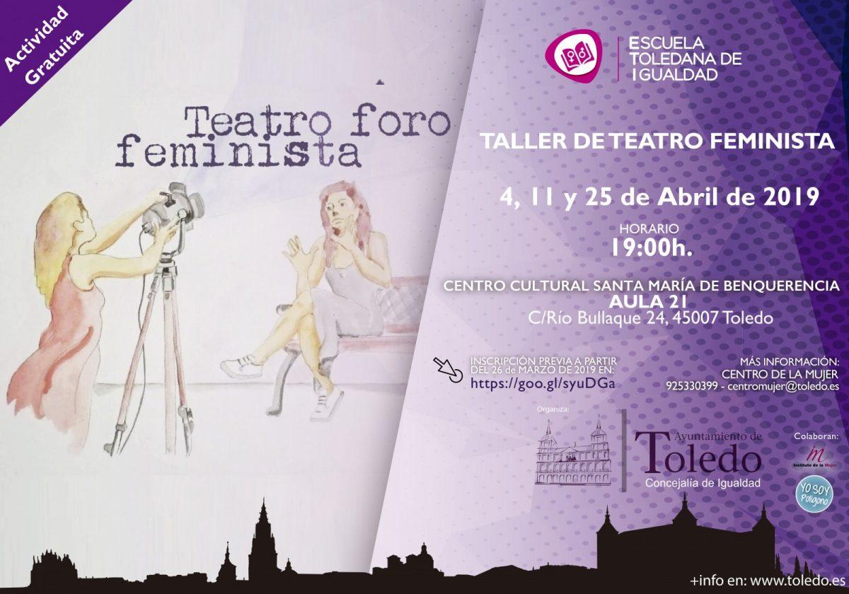 http://www.toledo.es/wp-content/uploads/2019/03/eti-taller-de-teatro-feminista-1200x840.jpg. TALLER DE TEATRO FEMINISTA. ESCUELA TOLEDANA DE IGUALDAD.