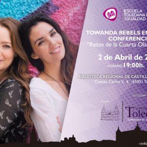 OWANDA REBELS EN TOLEDO. ESCUELA TOLEDANA DE IGUALDAD.