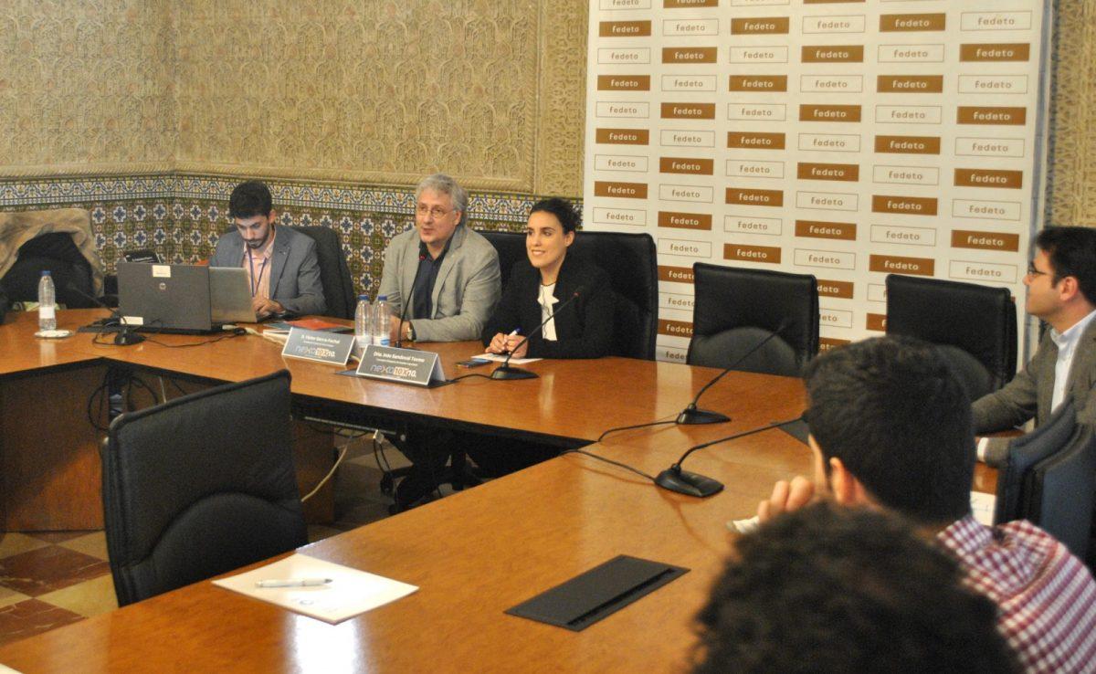 http://www.toledo.es/wp-content/uploads/2019/03/foto-jornada-fundacion-nexo-02-1200x738.jpg. El Ayuntamiento respalda las jornadas de la Fundación Nexo Empleo para impulsar la innovación en las entidades sociales