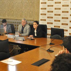 l Ayuntamiento respalda las jornadas de la Fundación Nexo Empleo para impulsar la innovación en las entidades sociales
