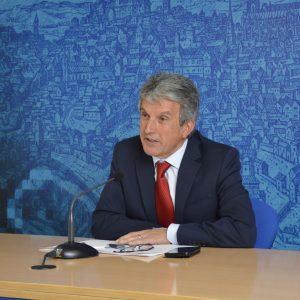 a Junta de Gobierno Local aprueba los proyectos del carril bici de Santa Bárbara y Polígono, la rampa de Tiétar y la calle Río Jarama