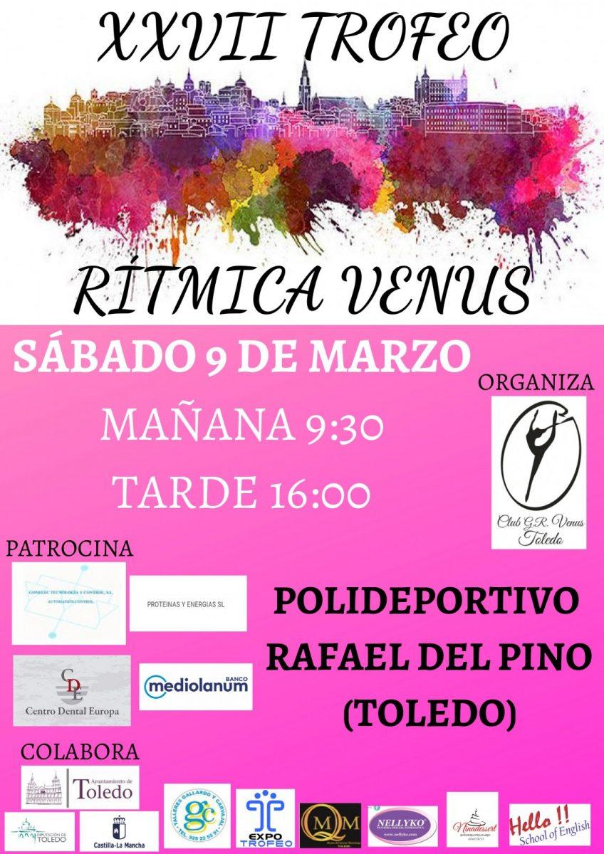 http://www.toledo.es/wp-content/uploads/2019/03/gimnasia-ritmica-venus-09.03.2019_pages-to-jpg-0001-848x1200.jpg. XXVII Trofeo Venus de Gimnasia Rítmica