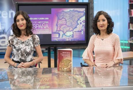 https://www.toledo.es/wp-content/uploads/2019/03/historia-de-espana.jpg. Presentación del libro: Breviario de Historia de España: desde Atapuerca