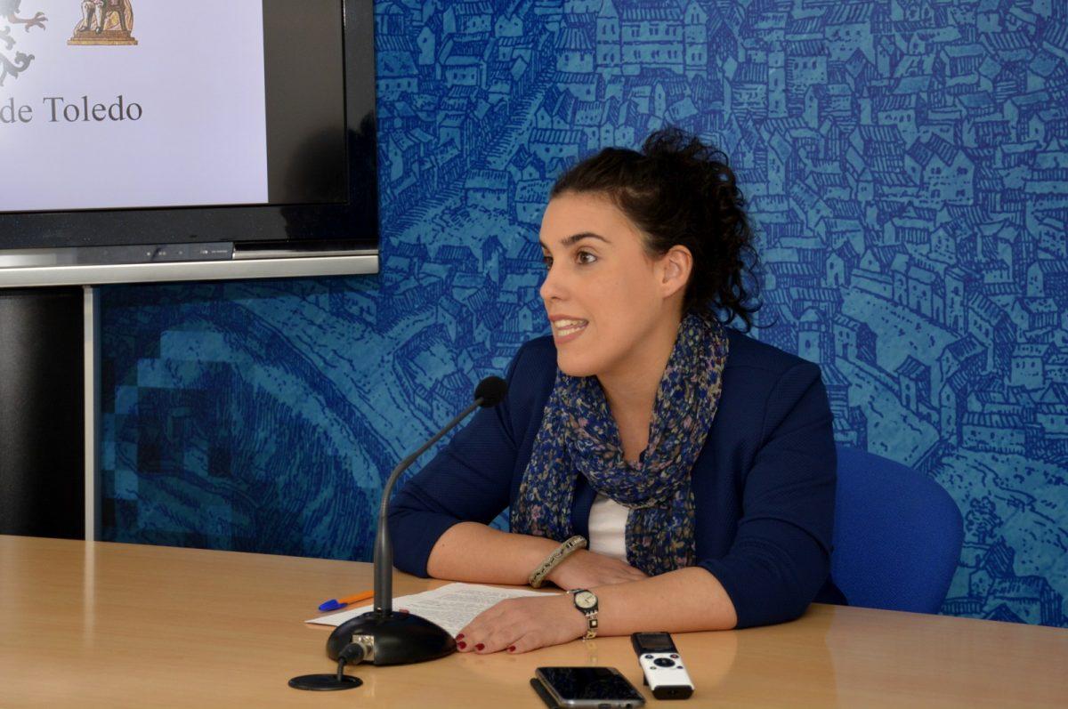 http://www.toledo.es/wp-content/uploads/2019/03/ines-sandoval-01-1200x797.jpg. Abierto el proceso de selección para los Talleres de Empleo del Ayuntamiento que darán formación y trabajo a 30 personas