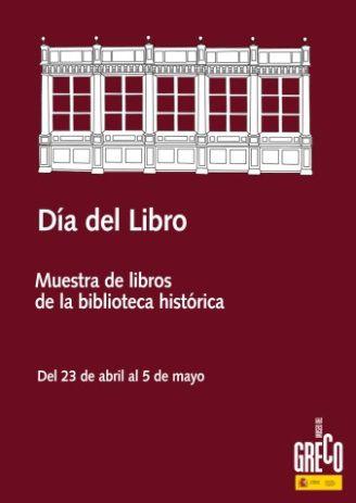 http://www.toledo.es/wp-content/uploads/2019/03/microexposicion.jpg. Día del Libro. MICROEXPOSICIÓN