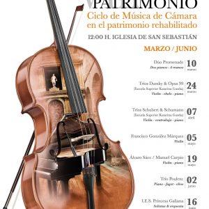 VIII Ciclo Música & Patrimonio