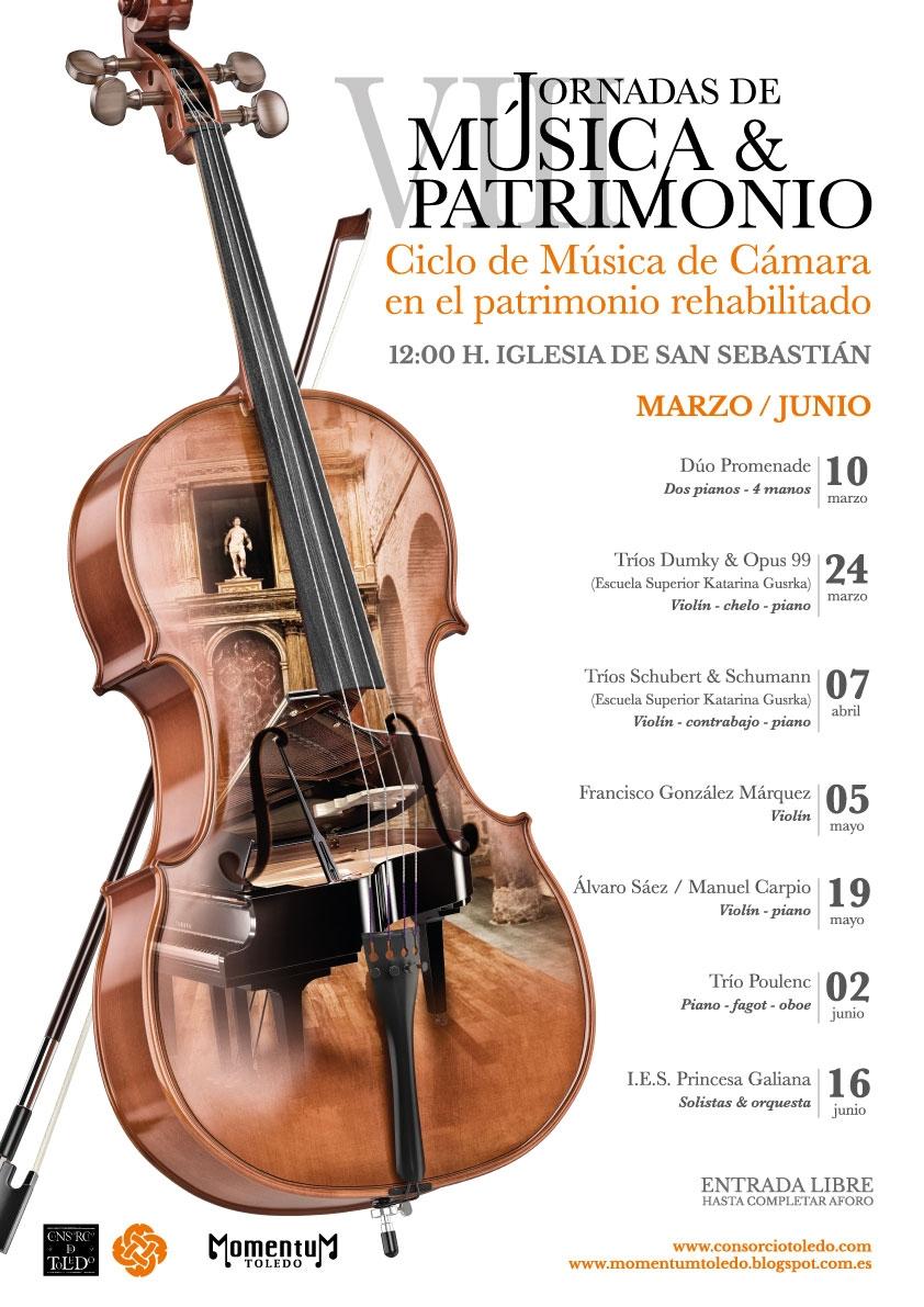 http://www.toledo.es/wp-content/uploads/2019/03/musicapatrimonio19.jpg. VIII Ciclo Música & Patrimonio
