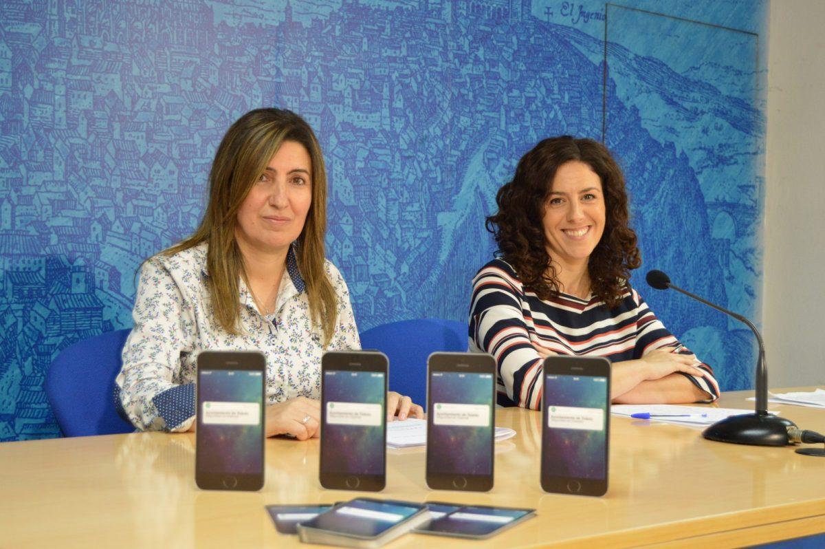 http://www.toledo.es/wp-content/uploads/2019/03/noelia-de-la-cruz_iniciativa-omic-1200x798.jpg. La OMIC lanza una campaña para jóvenes consumidores en materia de seguridad en internet, redes sociales y compras on-line
