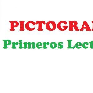 ICTOGRAMAS. Primeros Lectores