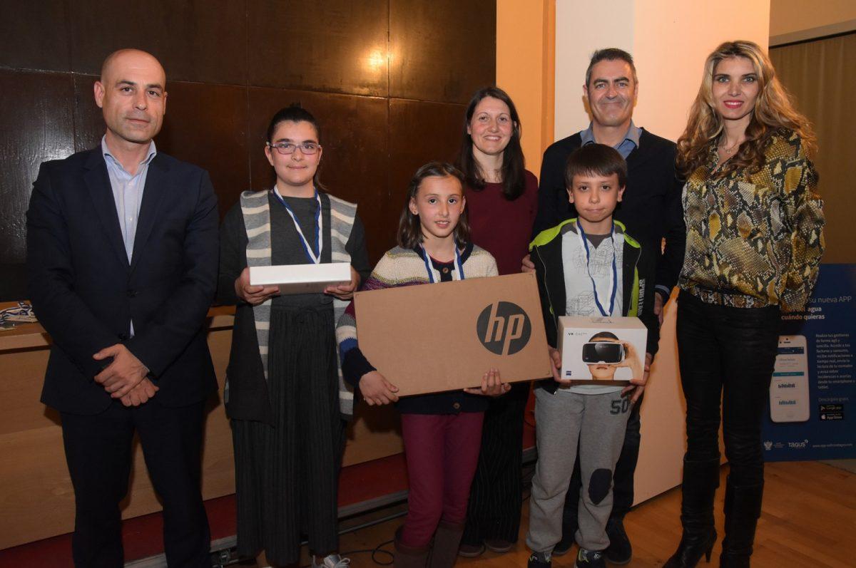 http://www.toledo.es/wp-content/uploads/2019/03/premiados-1200x797.jpg. El Ayuntamiento de Toledo y TAGUS entregan los premios del III Certamen Escolar de Dibujo y Pintura 'El agua en tu ciudad'