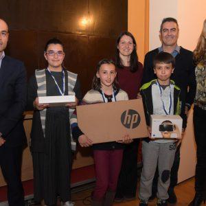 l Ayuntamiento de Toledo y TAGUS entregan los premios del III Certamen Escolar de Dibujo y Pintura 'El agua en tu ciudad'