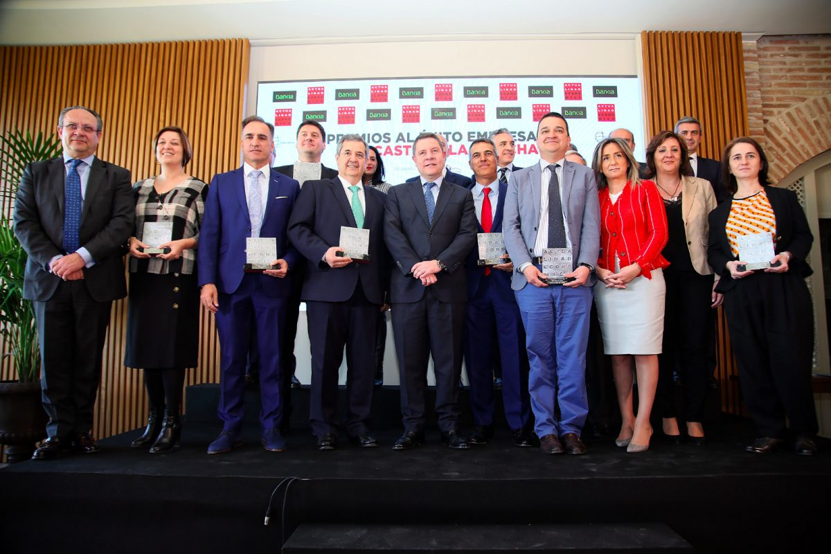 http://www.toledo.es/wp-content/uploads/2019/03/premios_2-1200x800.jpeg. La entrega de premios al éxito empresarial en Castilla-La Mancha que otorga Actualidad Económica cuenta con el respaldo municipal