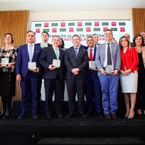 a entrega de premios al éxito empresarial en Castilla-La Mancha que otorga Actualidad Económica cuenta con el respaldo municipal