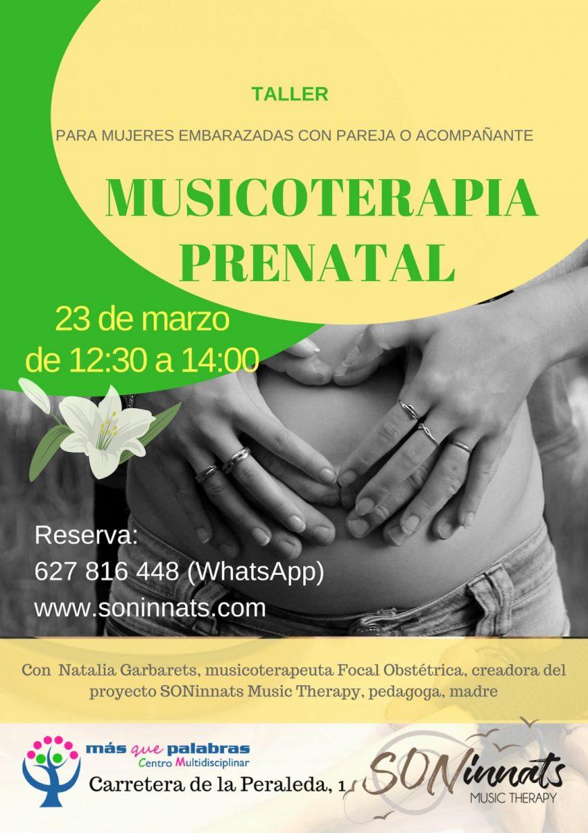 http://www.toledo.es/wp-content/uploads/2019/03/prenatal-848x1200.jpg. TALLER de MUSICOTERAPIA PRENATAL