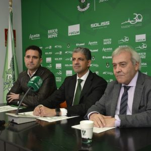 l Ayuntamiento respalda la 'Qualery Cup', primer torneo de promoción del CD Toledo que se disputará en el 'Salto del Caballo'