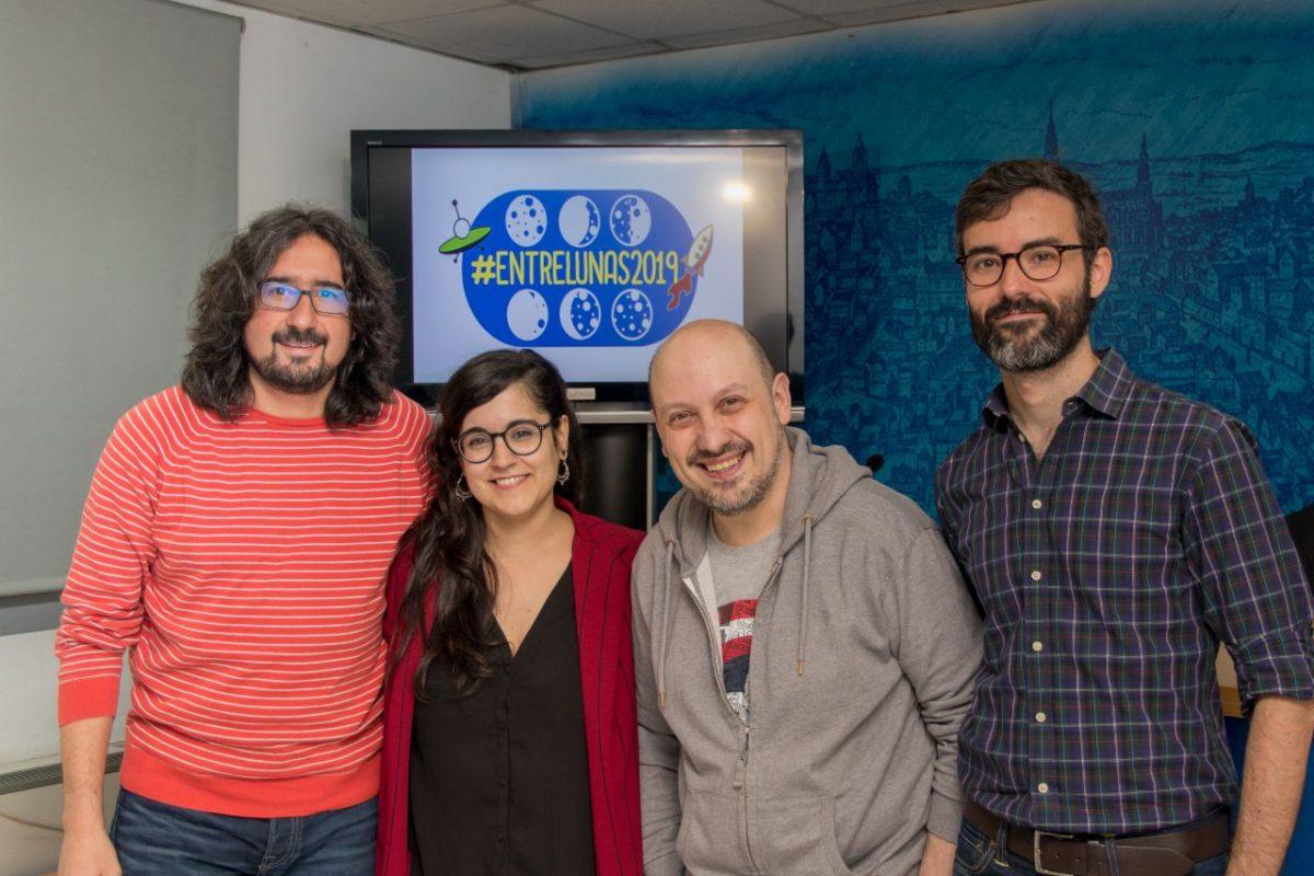 http://www.toledo.es/wp-content/uploads/2019/03/presentacion-entre-lunas-03-1200x800.jpg. Música, arte, magia o teatro, son algunas de las propuestas del programa de ocio juvenil 'Entre Lunas' que arranca el 15 de mazo