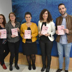 Hartura', el poemario para remover conciencias en torno a la violencia machista, se presenta en Toledo con el apoyo del Ayuntamiento