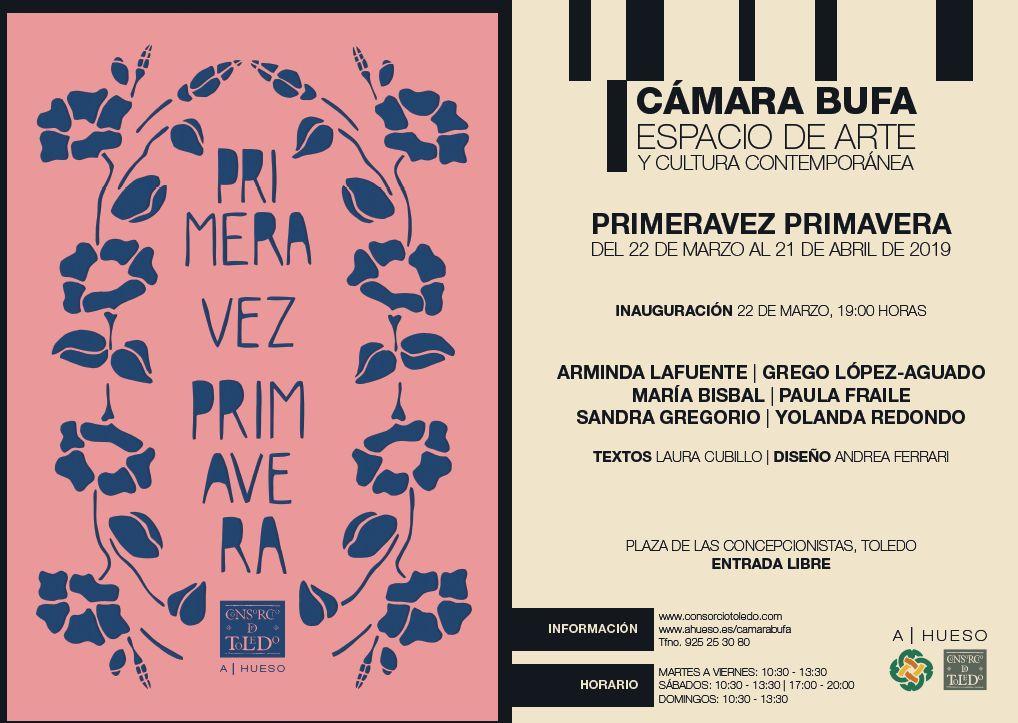 "http://www.toledo.es/wp-content/uploads/2019/03/primavera.jpg. Exposición ""Primeravez Primavera"""