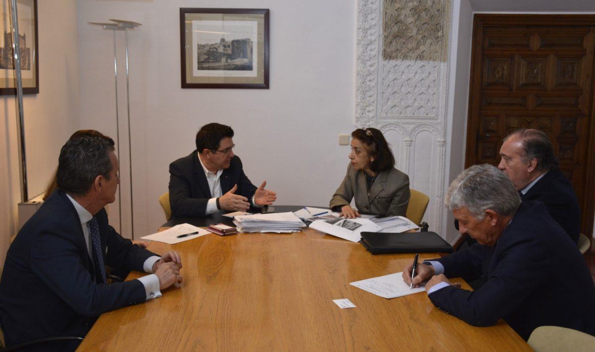 http://www.toledo.es/wp-content/uploads/2019/03/reunion-ministerio-justicia-01-1200x710.jpg. El Ayuntamiento colabora con el Ministerio de Justicia en la mejora de los edificios judiciales y el futuro Instituto de Medicina Legal