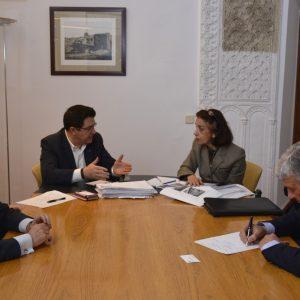 l Ayuntamiento colabora con el Ministerio de Justicia en la mejora de los edificios judiciales y el futuro Instituto de Medicina Legal