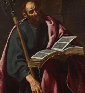 Exposición Temporal: San Matías. Luis Tristán