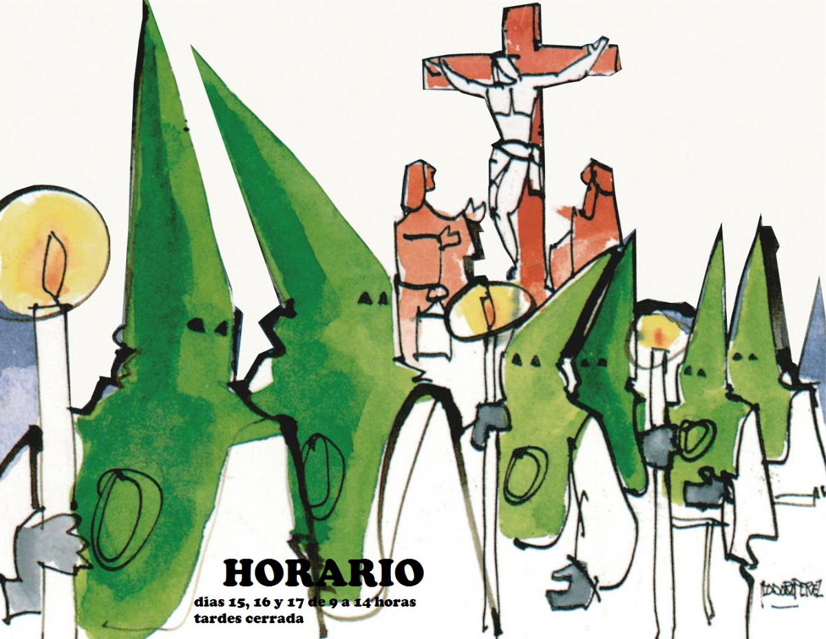 http://www.toledo.es/wp-content/uploads/2019/03/semana-1200x928.png. HORARIO de SEMANA SANTA