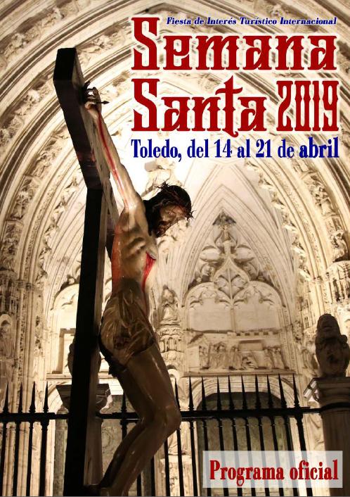 http://www.toledo.es/wp-content/uploads/2019/03/semana_santa.jpg. Programa de Semana Santa 2019