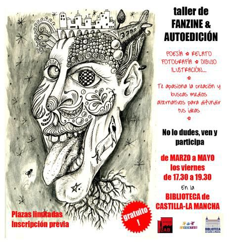 http://www.toledo.es/wp-content/uploads/2019/03/taller-fanzine.jpg. Taller de Fanzine